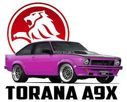 Holden Torana - A9X Hatchback - Pink 2 by morecars | Holden torana ...